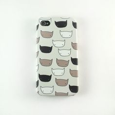 Cat iPhone Case! Phone Cover With Cute Kittens New In! Introductory offer of only £12! Better snap it up fast - only a couple available!