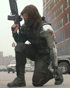 Sebastian ⭐ Stan Winter Soldier