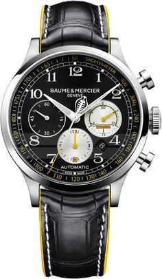 Baume et Mercier Watch Capeland Shelby Cobra Limited Edition .
