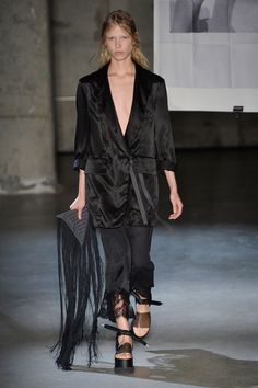 MM6 Maison Martin Margiela at New York Spring 2015
