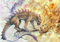 Underwater Panther - Warriors Of Myth Wiki ( Mishibijiw)