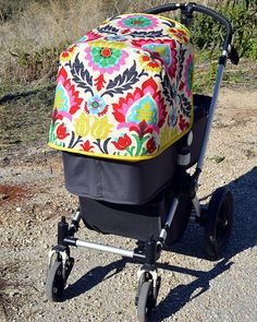 Bugaboo sun canopy. Bugaboo Cameleon Bee by NiKABabyBoutique, $94.00