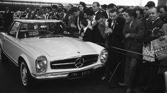 50 Jahre Pagode: Der Mercedes mit dem berühmtesten Dach