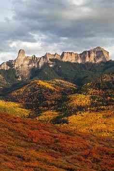 Owl Creek Pass, Colorado; photo by R. Payton Hale