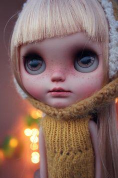 Moji Nomad Vainilladolly Blythe Doll Custom OOAK   eBay