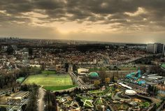 Amazing HDR Photos of World Cities  Corina Ciripitca
