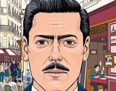 Mario Varga Llosa, Mario Vargas, Working On Myself, New Work, Behance, Gallery, Check, Roof Rack