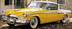 1950s Cars - Studebaker                                                                                                                                                                                 More