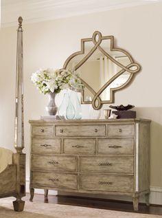 Hooker Furniture Visage mirror