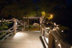 Rustic Wedding At Night