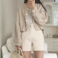 Korean Fashion Trends, Korean Street Fashion, Korea Fashion, Asian Fashion, Look Fashion, Cute Korean Fashion, Casual Outfits, Girl Outfits, Cute Outfits