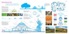 Honorable mention: The DorzeHouse 2.0  Team: Architecture and Vision / Arturo Vittori / (Italy) Reg. no. 0032