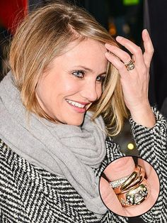 Unbelievable Celebrity Engagement Rings You've Gotta See | People