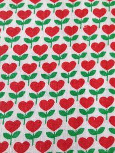 Vintage fabric | Jodi-Jo Retro