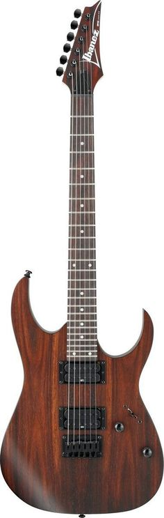 The RG is the most recognizable and distinctive guitar in the Ibanez line. Three decades of metal have forged this high-performance machine, honing it for both speed and strength. Whether you favor a