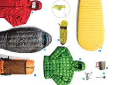 Go Ultralight: Gear to Get You There - Backpacker