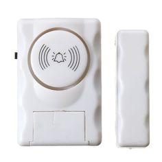 315MHz Wireless Home Burglar Security Window Door Magnetic Sensor Alarm System