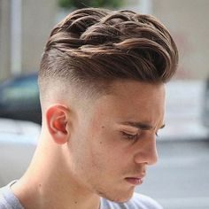 Are you looking for the cool mens haircuts? There are many types of cool haircuts for men. Mens Hairstyles Fade, Cool Hairstyles For Men, Haircuts For Men, Cool Mens Haircuts, Men's Hairstyles, 2018 Haircuts, Barber Haircuts, Classy Hairstyles, Medium Hairstyles