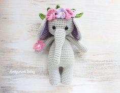 Amigurumi Cuddle Me Elephant-Free Pattern - Amigurumi Free Patterns