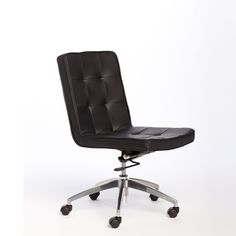 matrix bloomberg mid back leather office chair with swivel wayfair buy matrix mid office