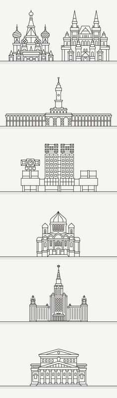 Аrchitecture on Behance