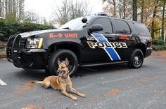 Sandy Springs, Georgia Police K9
