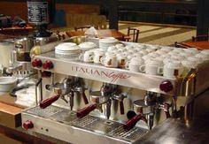Fotos de Maquina de Café Expresso Italian Coffee Recife