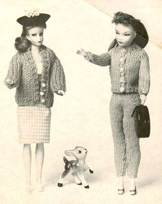 knitting barbie - Google Search