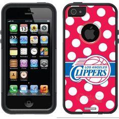 Philadelphia 76ers Basketball Design on OtterBox Commuter Series Case for Apple iPhone 5SE/5s/5, Multicolor