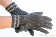 Вязание перчаток спицами - пособие для начинающих. Обсуждение на LiveInternet - Российский Сервис Онлайн-Дневников