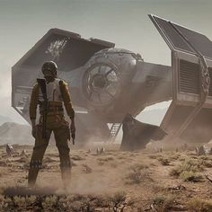 Star Wars The Force Awakens concept art