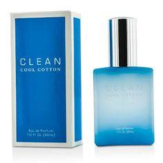 Clean Cool Cotton Eau De Parfum Spray - 30ml-1oz