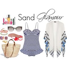 One of the pieces that are setting a huge trend this season are the nautical stripes. They complement thelook for a glamorous summer. Along the years, this style have highlighted when summer trip...