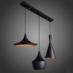 Candelabre Stil Minimalist Modern/Contemporan Sufragerie/Dormitor/Cameră de studiu/Birou Metal 2015 – €189.99
