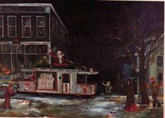 Santa Truck – Lykens Borough