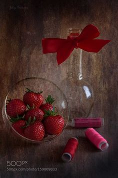 about strawberries