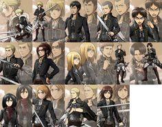 Imperial Grenadiers Class (Black uniform; Missing Ymir)