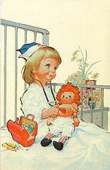 ❤️️Raggedy Ann ~ Little Nurse