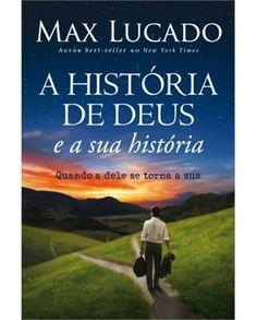 Livro A História de Deus e a sua História