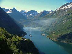 Norwegia Południowa - wczasy, wycieczki, przewodnik - Norwegia.info.pl