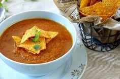 Denne suppen er en hyllest til gode naboer! Vi er så heldige å ha verdens