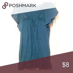 Old Navy blouse Blue Old Navy Tops Blouses