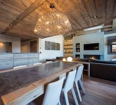 What will be your next destination in 2018?  Some of our clients enjoy a combination of fine interiors amidst stunning mountains, as these images from Switzerland show.  Featured collections: Crystal Waters, designed by William Brand Project by: Comina Ar. #decorativelighting #interiordesign #modernlighting. For more information visit our website: WWW.BRANDVANEGMOND.COM Custom Lighting, Modern Lighting, Contemporary Chandelier, Modern Light Fixtures, Lighting Solutions, Light Decorations, Switzerland, Van, Collections