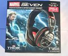Turtle Beach Marvel Thor Gaming Headset Ear Force Seven PC/Mac/PS3/PS4 Xbox 360