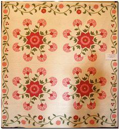 Martha Skelton: Four Block Carnation by Penny Sanford Porcelains, via Flickr
