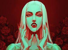 Castlevania Wallpaper, Castlevania Anime, Castlevania Netflix, Vampire Girls, Vampire Art, Carmilla, Character Inspiration, Character Art, Character Design