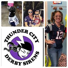Its Super Bowl Sunday! Even though our sport doesnt involve a football we always love a good contact sport! Turns out we have a few Patriots fans on our team!! Who are you rooting for today? Dont forget you can get tickets to your favorite contact sports team at derbysirens.com ! #sirensong #Superbowl #2019 #rollerderby #tcds #deland #delandflorida #volusiacounty #delandfl #delandwings #downtowndeland #delandrocks #rollerderbylife  #rollerderbylove #rollerderbyofinstagram… Deland Florida, Contact Sport, Patriots Fans, Super Bowl Sunday, Get Tickets, Roller Derby, Forget, Football, Songs