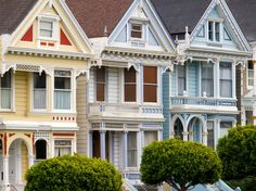 The Painted Ladies of San Francisco's Hyde Park