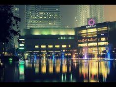 Symphony lake at Petronas tower