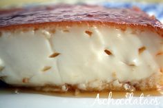 Sweet Desserts, Sweet Recipes, Mexican Food Recipes, Dessert Recipes, Flan Recipe, Sweet Cakes, Baking Recipes, Tapas, Muffins